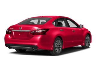 Palatial Ruby 2017 Nissan Altima Pictures Altima Sedan 4D SL V6 photos rear view