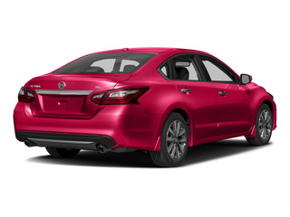 Scarlet Ember 2017 Nissan Altima Pictures Altima Sedan 4D SL V6 photos rear view
