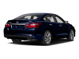 Deep Blue Pearl 2017 Nissan Altima Pictures Altima Sedan 4D SR I4 photos rear view