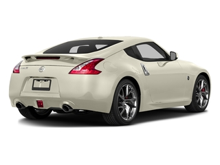Pearl White 2017 Nissan 370Z Pictures 370Z Coupe 2D Sport Tech V6 photos rear view