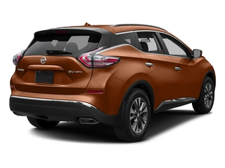 Pacific Sunset Metallic 2017 Nissan Murano Pictures Murano Utility 4D SV AWD V6 photos rear view