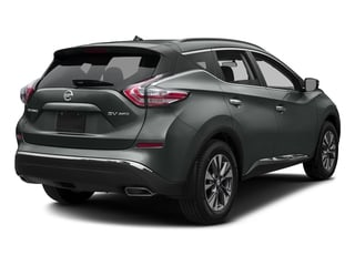 Gun Metallic 2017 Nissan Murano Pictures Murano Utility 4D SV AWD V6 photos rear view