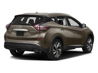 Java Metallic 2017 Nissan Murano Pictures Murano Utility 4D SL 2WD V6 photos rear view