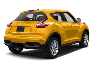 Solar Yellow 2017 Nissan JUKE Pictures JUKE Utility 4D S 2WD I4 Turbo photos rear view