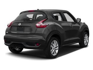 Gun Metallic 2017 Nissan JUKE Pictures JUKE Utility 4D S 2WD I4 Turbo photos rear view