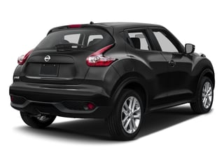 Super Black 2017 Nissan JUKE Pictures JUKE Utility 4D S 2WD I4 Turbo photos rear view