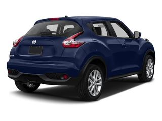 Cosmic Blue 2017 Nissan JUKE Pictures JUKE Utility 4D S 2WD I4 Turbo photos rear view