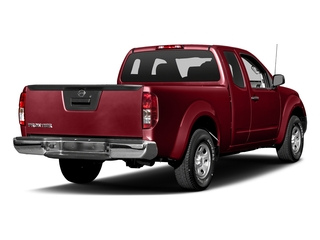 Cayenne Red 2017 Nissan Frontier Pictures Frontier King Cab S 2WD photos rear view