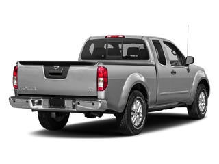 Brilliant Silver 2017 Nissan Frontier Pictures Frontier King Cab SV 2WD photos rear view