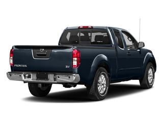 Arctic Blue Metallic 2017 Nissan Frontier Pictures Frontier King Cab SV 4WD photos rear view