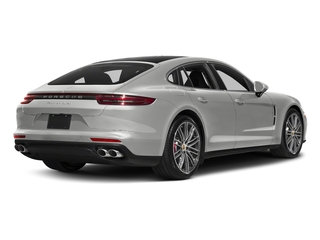 Chalk 2017 Porsche Panamera Pictures Panamera Turbo Executive AWD photos rear view