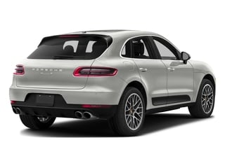 White 2017 Porsche Macan Pictures Macan Utility 4D Performance AWD V6 Turbo photos rear view