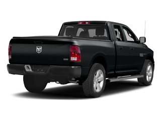 Maximum Steel Metallic Clearcoat 2017 Ram Truck 1500 Pictures 1500 HFE 4x2 Quad Cab 6'4 Box photos rear view