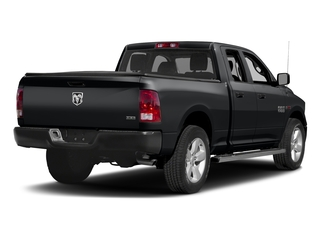 Granite Crystal Metallic Clearcoat 2017 Ram Truck 1500 Pictures 1500 HFE 4x2 Quad Cab 6'4 Box photos rear view