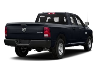 Midnight Blue Pearlcoat 2017 Ram Truck 1500 Pictures 1500 Quad Cab Express 2WD photos rear view