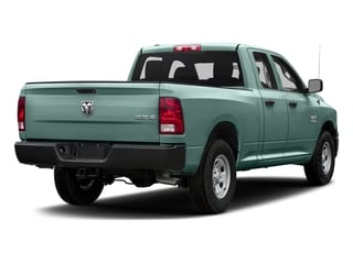 Light Green 2017 Ram Truck 1500 Pictures 1500 Quad Cab Express 2WD photos rear view