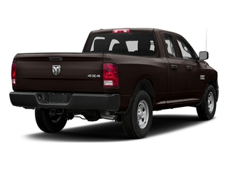 Luxury Brown Pearlcoat 2017 Ram Truck 1500 Pictures 1500 Quad Cab Express 2WD photos rear view