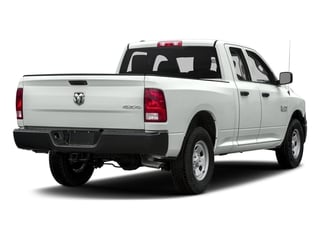 Bright White Clearcoat 2017 Ram Truck 1500 Pictures 1500 Express 4x2 Quad Cab 6'4 Box photos rear view