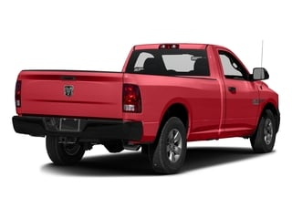 Bright Red 2017 Ram Truck 1500 Pictures 1500 Regular Cab Bighorn/Lone Star 2WD photos rear view