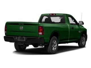 Tree Green 2017 Ram Truck 1500 Pictures 1500 Regular Cab Bighorn/Lone Star 2WD photos rear view