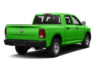 Hills Green 2017 Ram Truck 1500 Pictures 1500 Tradesman 4x4 Crew Cab 5'7 Box photos rear view