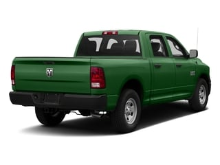 Tree Green 2017 Ram Truck 1500 Pictures 1500 Tradesman 4x4 Crew Cab 5'7 Box photos rear view