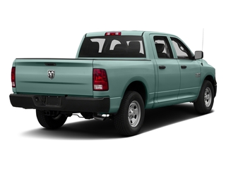 Light Green 2017 Ram Truck 1500 Pictures 1500 Tradesman 4x4 Crew Cab 5'7 Box photos rear view