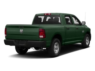 Timberline Green Pearlcoat 2017 Ram Truck 1500 Pictures 1500 Tradesman 4x4 Crew Cab 5'7 Box photos rear view