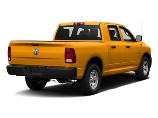 School Bus Yellow 2017 Ram Truck 1500 Pictures 1500 Tradesman 4x4 Crew Cab 5'7 Box photos rear view