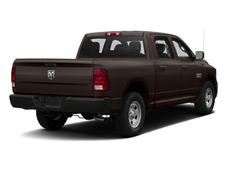 Luxury Brown Pearlcoat 2017 Ram Truck 1500 Pictures 1500 Tradesman 4x4 Crew Cab 5'7 Box photos rear view