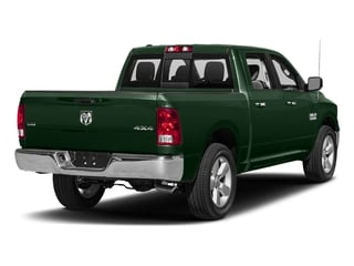 Timberline Green Pearlcoat 2017 Ram Truck 1500 Pictures 1500 Crew Cab SLT 4WD photos rear view