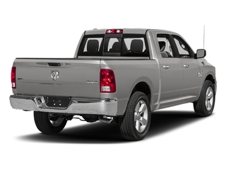 Bright Silver Metallic Clearcoat 2017 Ram Truck 1500 Pictures 1500 Lone Star Silver 4x2 Crew Cab 5'7 Box photos rear view
