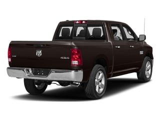 Luxury Brown Pearlcoat 2017 Ram Truck 1500 Pictures 1500 Lone Star 4x4 Crew Cab 5'7 Box photos rear view