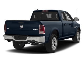 True Blue Pearlcoat 2017 Ram Truck 1500 Pictures 1500 Laramie 4x4 Quad Cab 6'4 Box photos rear view