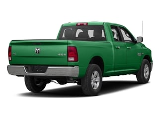 Bright Green 2017 Ram Truck 1500 Pictures 1500 Quad Cab Bighorn/Lone Star 2WD photos rear view