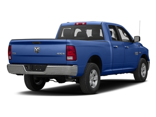 Blue Streak Pearlcoat 2017 Ram Truck 1500 Pictures 1500 Quad Cab Bighorn/Lone Star 2WD photos rear view