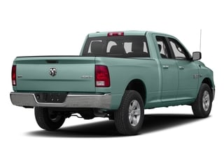 Light Green 2017 Ram Truck 1500 Pictures 1500 Quad Cab Bighorn/Lone Star 2WD photos rear view