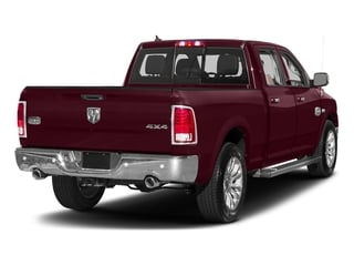 Delmonico Red Pearlcoat 2017 Ram Truck 1500 Pictures 1500 Longhorn 4x4 Crew Cab 6'4 Box photos rear view