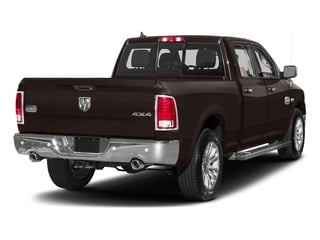 Luxury Brown Pearlcoat 2017 Ram Truck 1500 Pictures 1500 Longhorn 4x4 Crew Cab 6'4 Box photos rear view