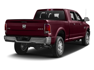 Delmonico Red Pearlcoat 2017 Ram Truck 2500 Pictures 2500 Mega Cab Laramie 4WD photos rear view