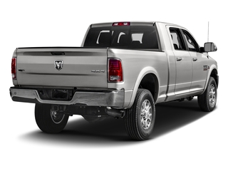 Bright Silver Metallic Clearcoat 2017 Ram Truck 2500 Pictures 2500 Mega Cab Laramie 4WD photos rear view