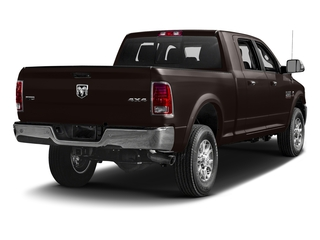 Luxury Brown Pearlcoat 2017 Ram Truck 2500 Pictures 2500 Mega Cab Laramie 4WD photos rear view