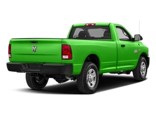 Hills Green 2017 Ram Truck 2500 Pictures 2500 Regular Cab SLT 2WD photos rear view