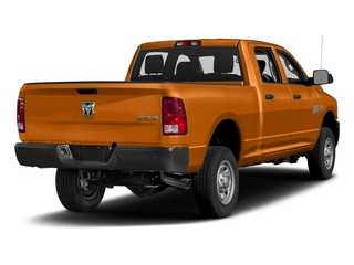 Omaha Orange 2017 Ram Truck 2500 Pictures 2500 Crew Cab Tradesman 2WD photos rear view