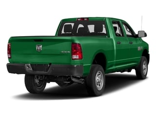 Bright Green 2017 Ram Truck 2500 Pictures 2500 Crew Power Wagon Tradesman 4WD photos rear view