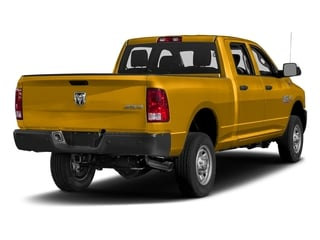 Construction Yellow 2017 Ram Truck 2500 Pictures 2500 Crew Power Wagon Tradesman 4WD photos rear view