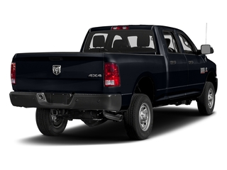 Midnight Blue Pearlcoat 2017 Ram Truck 2500 Pictures 2500 Crew Cab Tradesman 2WD photos rear view