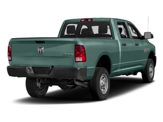 Light Green 2017 Ram Truck 2500 Pictures 2500 Tradesman 4x2 Crew Cab 8' Box photos rear view