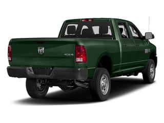 Timberline Green Pearlcoat 2017 Ram Truck 2500 Pictures 2500 Crew Cab Tradesman 2WD photos rear view