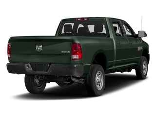 Black Forest Green Pearlcoat 2017 Ram Truck 2500 Pictures 2500 Crew Cab Tradesman 2WD photos rear view
